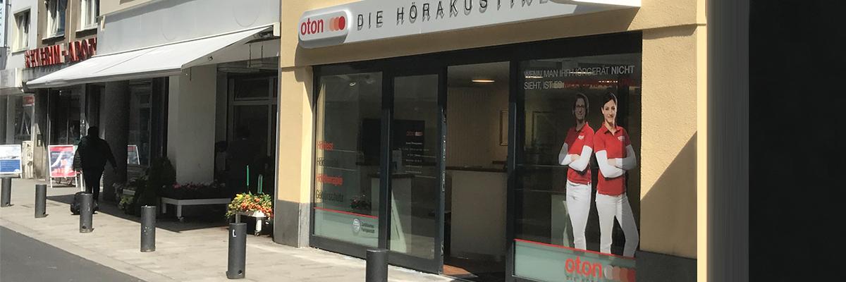 OTON Die Hörakustiker Köln