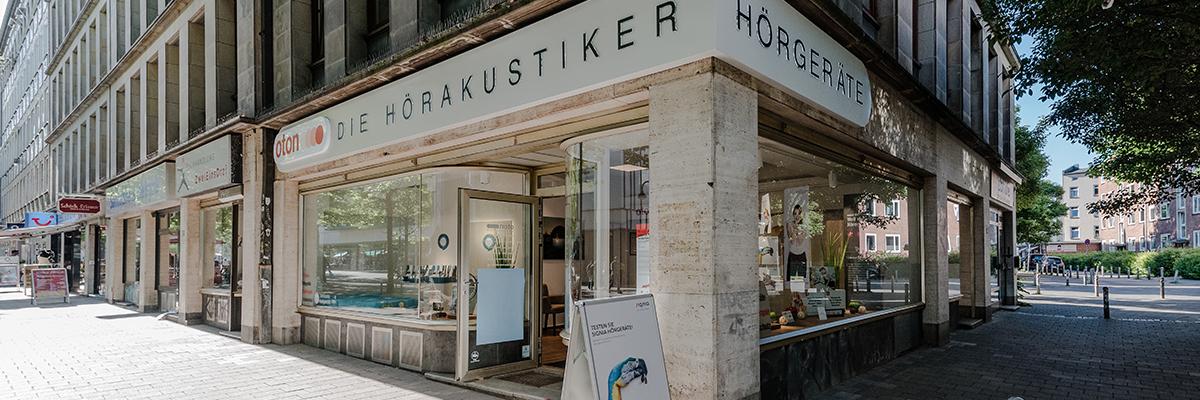 OTON Die Hörakustiker Hamburg – Altona