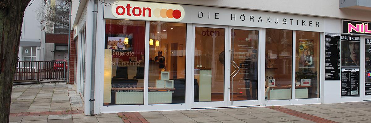 OTON Die Hörakustiker Hamburg – Harburg