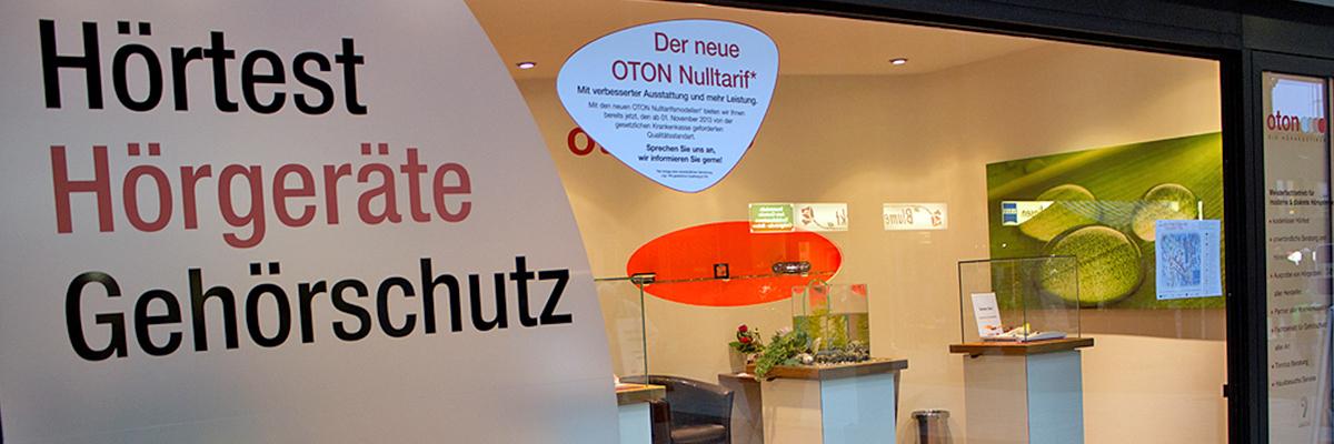 OTON Die Hörakustiker Hamburg – Langenhorn