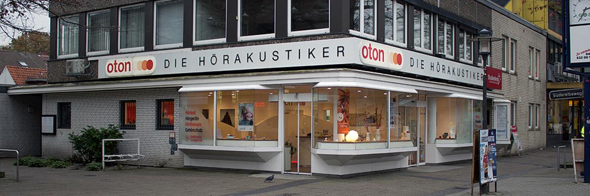 OTON Die Hörakustiker Hamburg – Neugraben