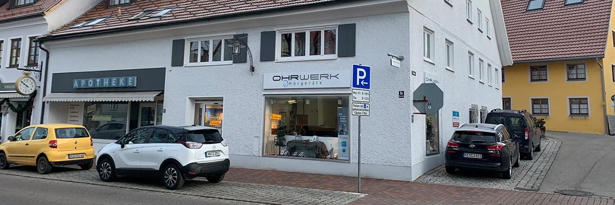Ohrwerk Hörgeräte Obergünzburg