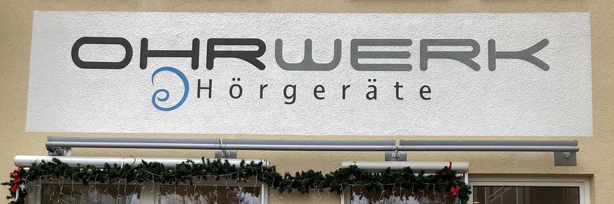 Ohrwerk Hörgeräte Schongau