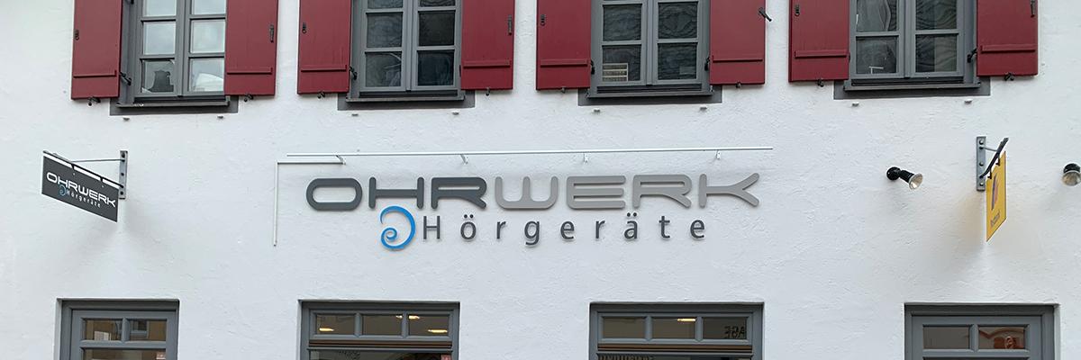 Ohrwerk Hörgeräte Weilheim