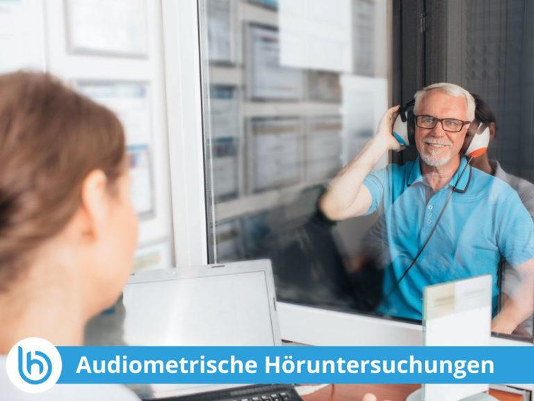 Erfahren Sie, bei einem audiometrischen Test bei einem Empfohlenen Hörakustiker, wie es um Ihre Hörleistung bestellt ist.