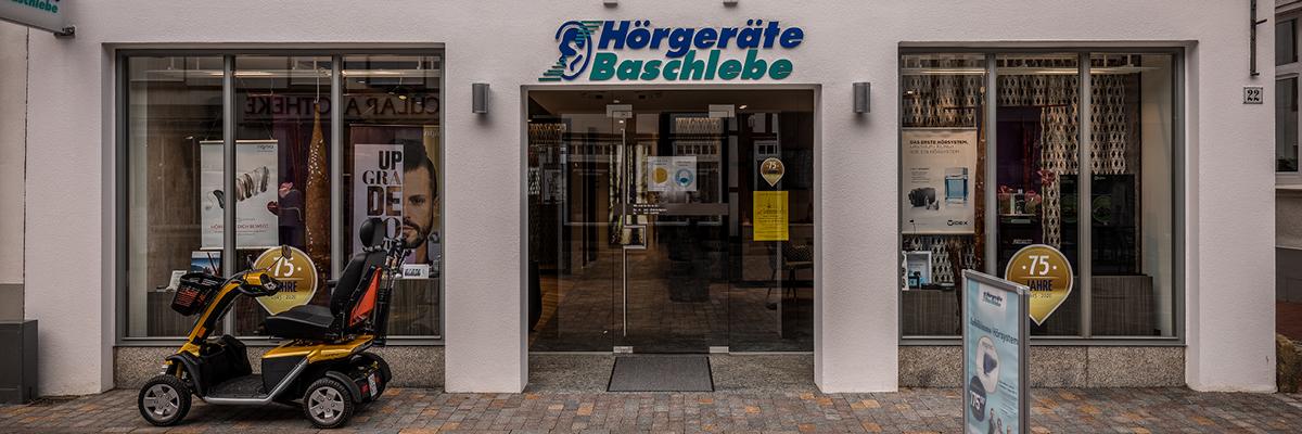 Hörgeräte Baschlebe Lemgo Mittelstraße